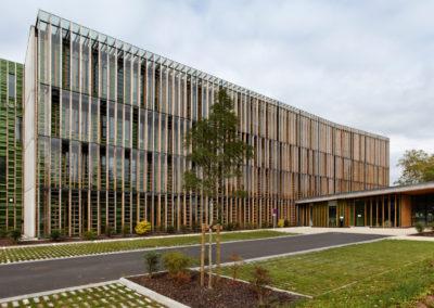 Siège social de l'Office 64 de l'Habitat | Bayonne