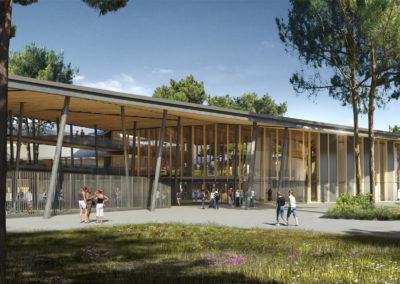 Collège & Lycée du Barp | Le Barp (33)