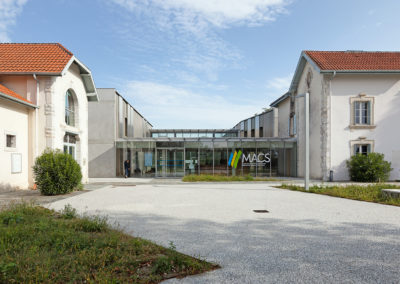 Extension du siège de la Communauté de Communes Maremne Adour Côte Sud | Saint Vincent de Tyrosse